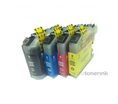 5 x Compatible Brother LC-233 Ink Cartridge Value Bundle